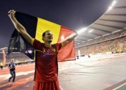 daniel van buyten drapeau belge football